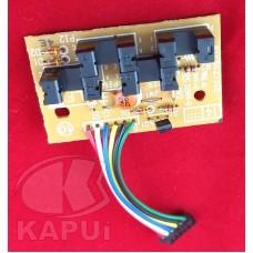 Sensor de velocidade encode para máquina de bordar PE770 Brother