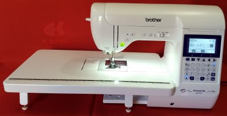 Maquina de costura NQ470 LDV Brother